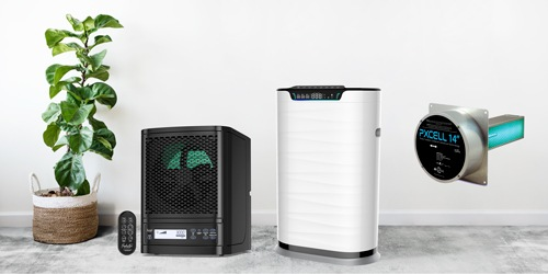 Professional air purifiers