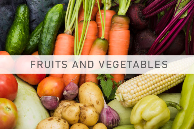Image for the fruit and vegetable sector