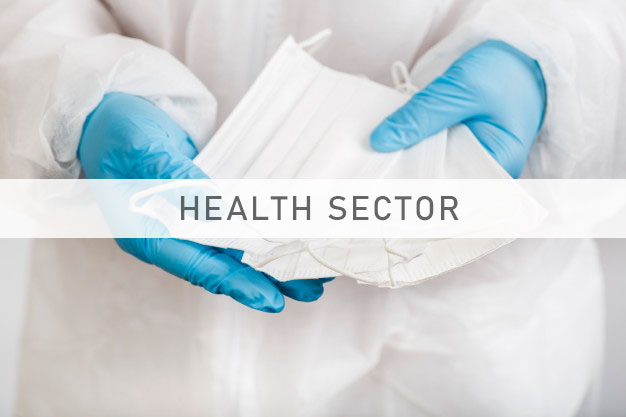 Image for the health sector